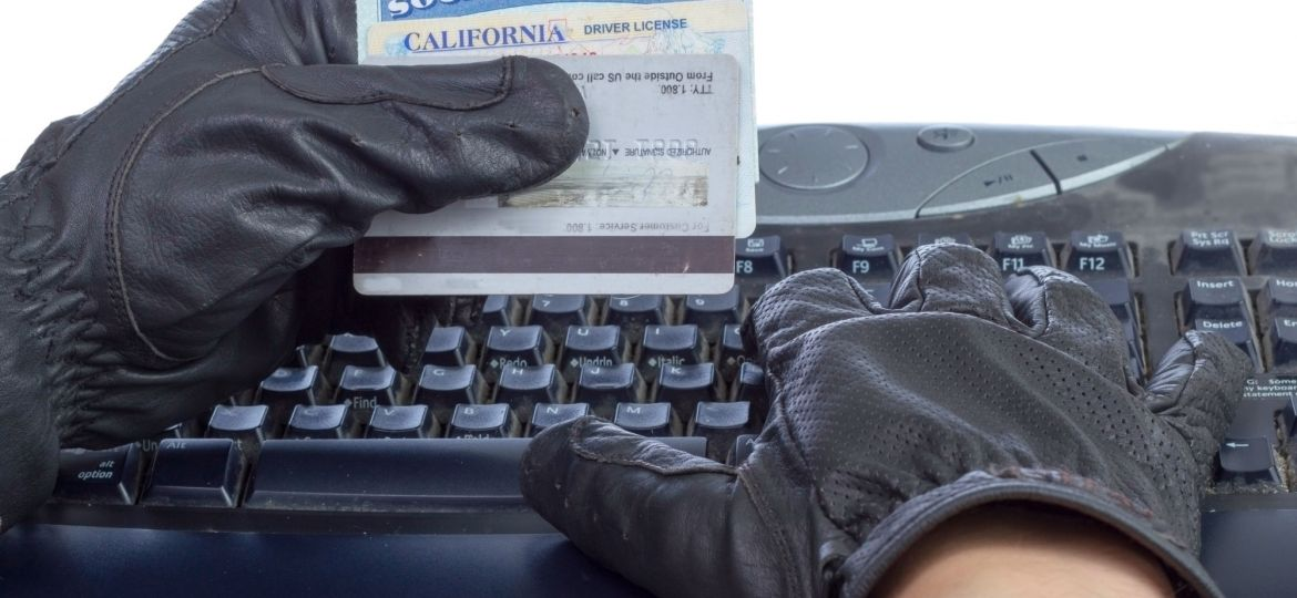 pressing charges for identity theft